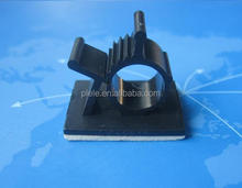 Nylon Wire Mounts Manufacturer / adjustable / self adhensive/ electronic cable clamp