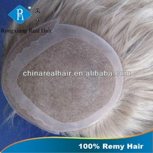 Direct Factory Wholesale Price Double Drawn No Shedding female toupee