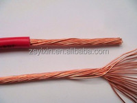 PVC Insulation Material and Copper Conductor Material House Wiring electrical cable