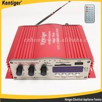 12V Big power car amplifier 27mhz power amplifier
