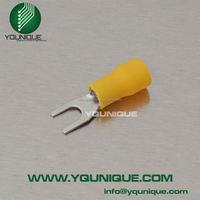 #6 bolt 12-10 A.W.G high quality sv5.5-3.5 CE ROHS pure copper sv connector lug
