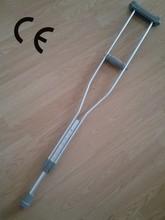 high quality aluminum medical crutches factory