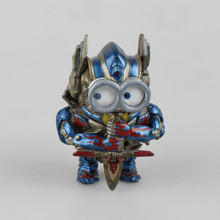 8cm COS Optimus Prime - Minions Anime PVC Figure