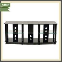 acrylic tv rack rumah kayu lift up bed hardware CG003
