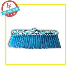 2015 hot sale flower design printed broom decorated brooms head SY-3650