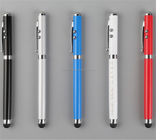 stylus pen with led and laser light
