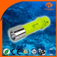10W Emergency Rechargeable Waterproof ABS Ultra Bright Diving Torch Flashlight Aquarium Led Programable