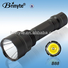 Manufacturers Portable Hunting Camping LED Hand Torch Light