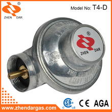 Lpg gas de cocina regulador con auto regulador de gas