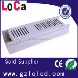 slim 200W led power supply with CE&RoHS approval