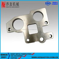 OEM iron Die Casting with cnc machining