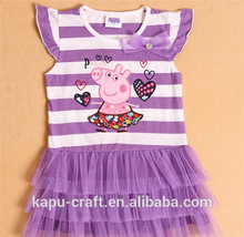 moda peppa pig ropa para niñas