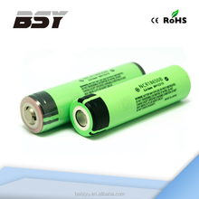 Best price for alkaline 18650 battery, NCR 18650B lithium polymer battery 18650B 3400mah battery