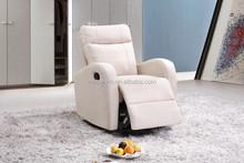 Comfortable promotion recliner arm chair/sofa with cheap price and small cbm