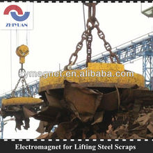 MW5 Standard Series Lifting Electromagnet for Lifting Steel Scraps