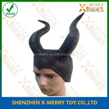 Adult MALEFICENT HORNS SLEEPING BEAUTY WITCH FAIRY COSTUME HEADPIECE XP064