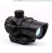 promotion Hunting Tactical Mini 1x22 Red & Green Dot Sight Scope Airsoft Riflescope for 20mm Rail Optical Sights Hunting