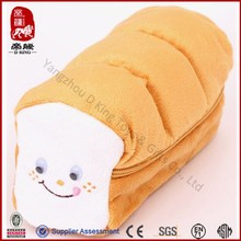 give away pencil box for kids promotion plush pencil case