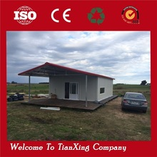Residential Modular Green prefabricated houses