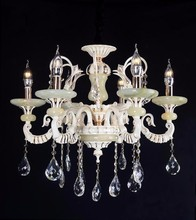 Design OEM Large Crystal Chandelier Pendant Lamp