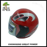 YARUN Manufacture Winter Half Face Motor Safefy Helmet Motorcycle Helmets