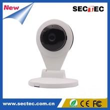 P2P indoor wireless wired network hidden cam hd ac kids ip camera