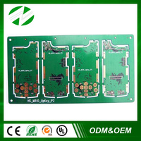 Fast prototype Competitive price prototype 2 layers pcb board