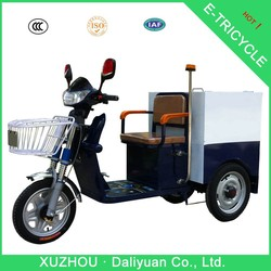 3 wheel motorcycle kits 3 wheel made in china for garbage