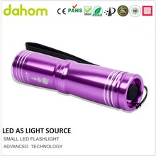 Cheap Best Adjustable Focus Zoom Torch Small Led Power Style Flashlight