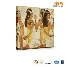 Home Decoraion Beautiful Canvas Painting of African Women