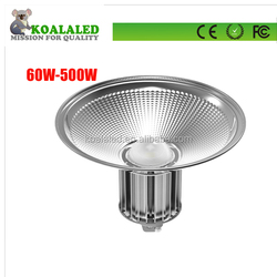 New cooling technology aluminum cover industrial high bay 100w parts