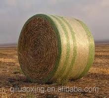 Australia standard White/green Hay bale net wrap