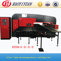High quality 16/24/32 model number CNC Turret Punching Machine/CNC Punch Press/CNC hydraulic servo punch machine