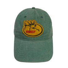 factory price pigment dyed wash baseball cap