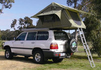 high quality waterproof and rip-stop roof top tents