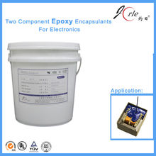 Electric Conductive Epoxy Pouring Sealant For Solar Cell