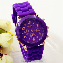 2015 new product silicone watch set