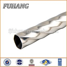 Welded Type and ASTM Standard stainless steel tube 201 spiral stainless steel tube & cheap price & best price