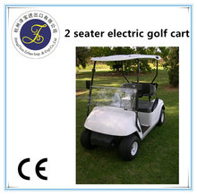 2 seat electric golf car