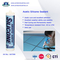 Acetic Anti-fungus Silicone Sealants (Grade C)