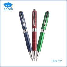 Free sample stationery 4-color metal pen