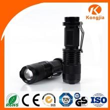 China Manufacturer 3W Torch Led Flashlight Body Work Repare