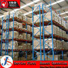 Single Entry Heavy Duty Pallet Racking System Adjustable Industrial Shelving