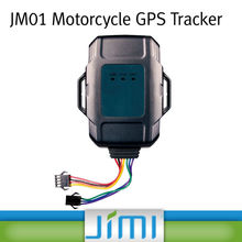JM01 waterproof ankle bracelet gps tracker with SOS Button and Remote Engine Cut Off Function