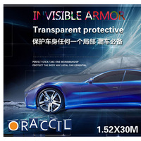 Car Wrapping Paint Protection Film For Car, Clear Protective Film
