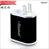 Powerful Portable Backup Battery wall Charger 5V 2A