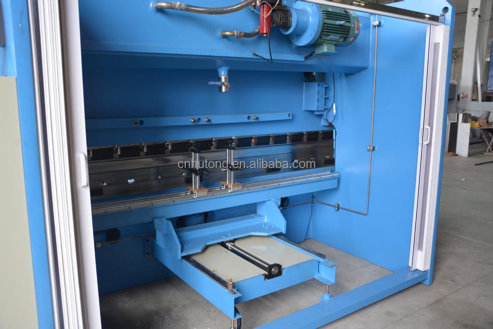 Wc67y-100t/2500mm Hydraulicplatebendingmachine Bending ...