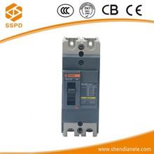 CEZC 100 professional producing MCCB plastic 2p molded case circuit breaker