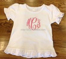 plain white tee shirt, organic baby girls tshirts, blank fitted t-shirt appliqued