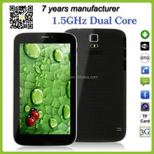 price roll top computer 7 inch tablets mid support 2g phone android dual core wifi tablet computer ZXS-7-S5